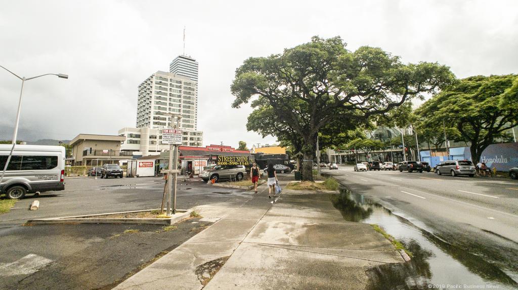 New investment group aims to reshape Kapiolani Boulevard