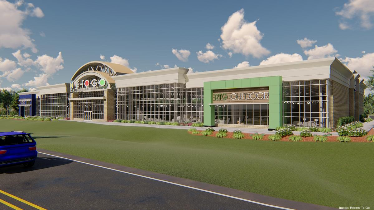 New 52k Sf Rooms To Go Prototype Store Set For Exchange At