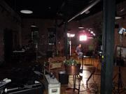 """Pat Peppard, owner of the Loft at 420, says the """"Dateline"""" crew worked late into the night on the evenings they were in Wichita."""