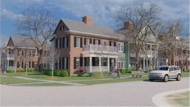Stafford Village redevelopment plan gets another redo ... on riley home plan, ashby home plan, breckenridge home plan,