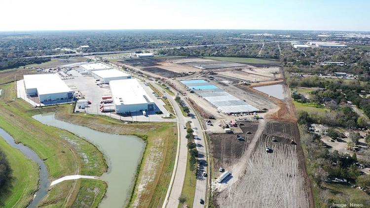 The first phase of the Boulevard Oaks Business Park project delivered four buildings, which encompass 450,000 square feet of Class A industrial space. A second phase is underway.