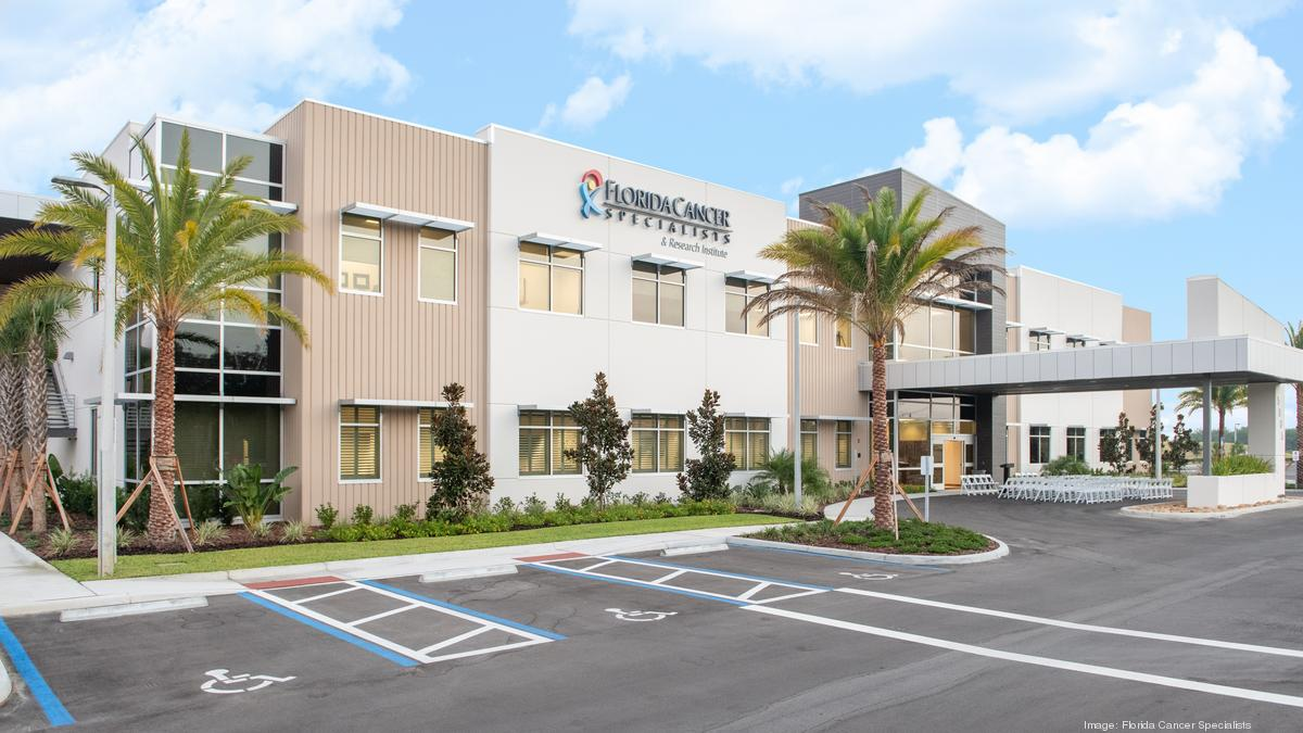 Florida Cancer Specialists to build new center in Trinity - Tampa Bay Business Journal