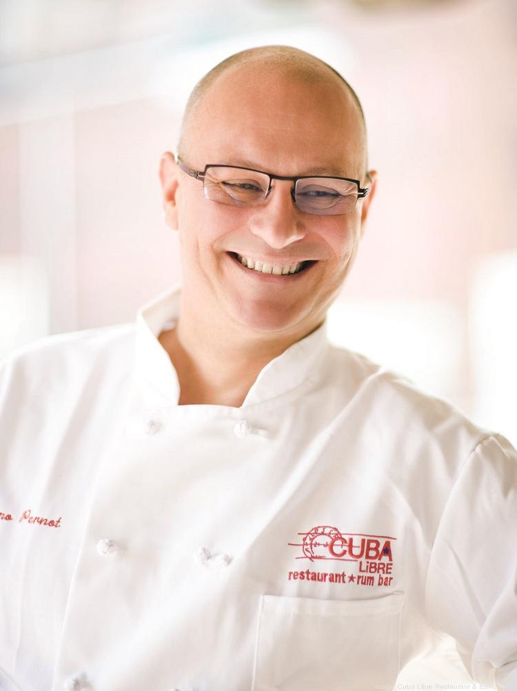 Guillermo Pernot - Cuba Libre Chef-Partner