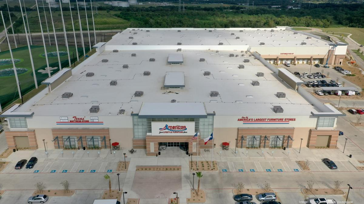 American Furniture Warehouse Buys Third Houston Area Tract