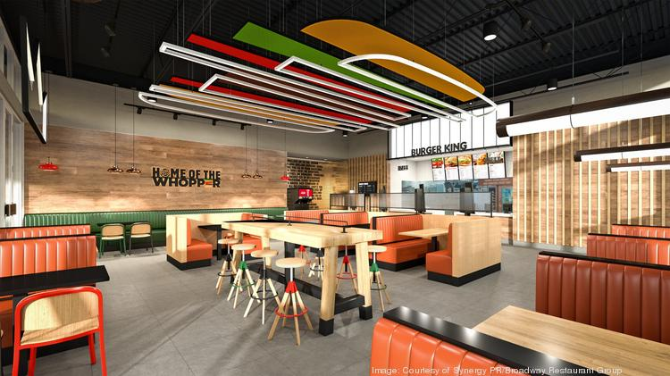 This Jefferson City Burger King location, operated by a Maryland Heights-based franchise group, is testing a new design concept for the brand.