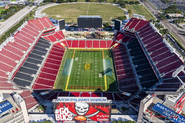 Buccaneers Could Lose 400 Million Without Fans In The Stadiums Tampa Bay Business Journal