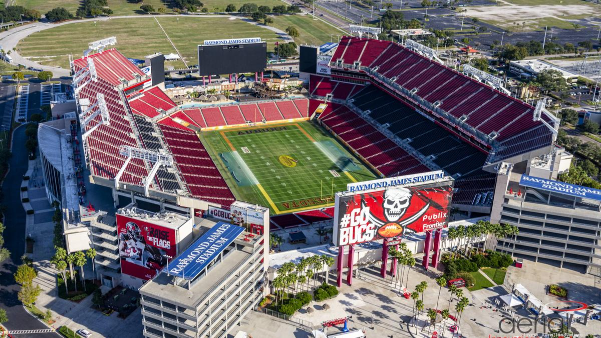 safety protocols at bucs usf games in raymond james stadium tampa bay business journal raymond james stadium