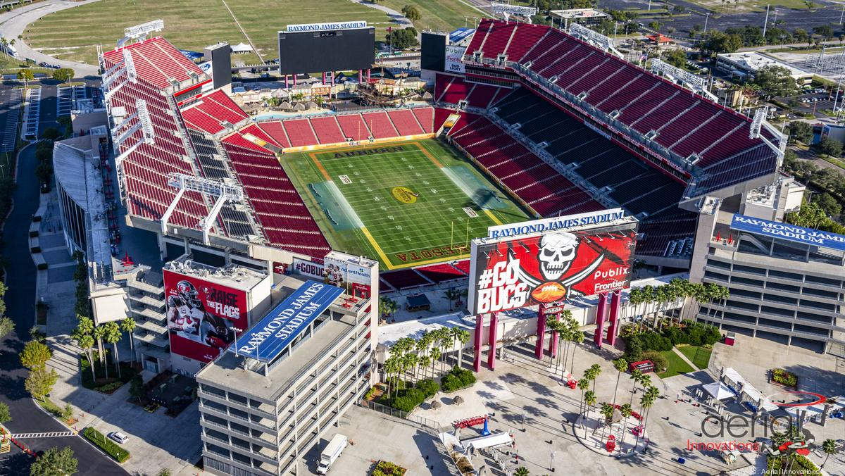 Cares Act Funding Approved For Raymond James Stadium In Tampa Tampa Bay Business Journal