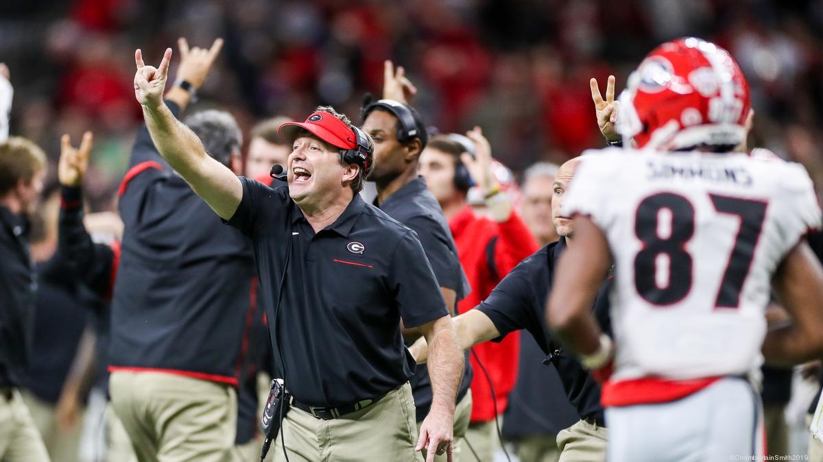 Georgia S 25 Highest Paid College Football Coaches Atlanta Business Chronicle