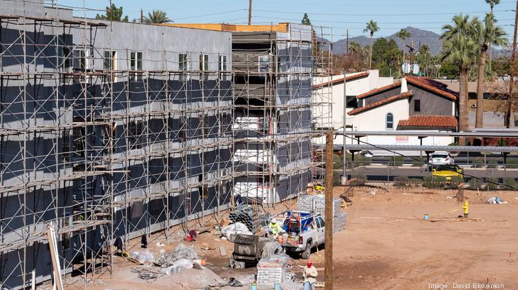 Click through for a look at workforce housing being built in Phoenix.