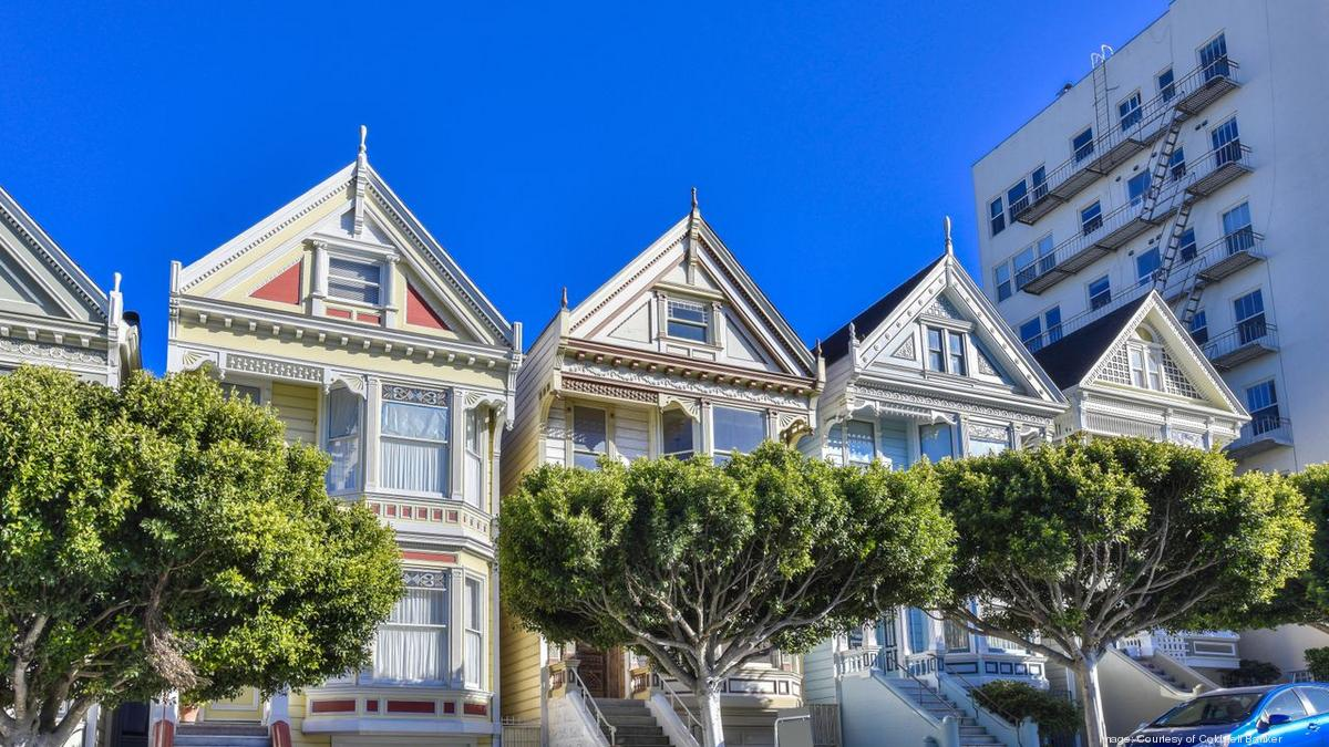 Tech founder pays well above listing price for one of S.F.'s 'Painted Ladies' - Bizwomen
