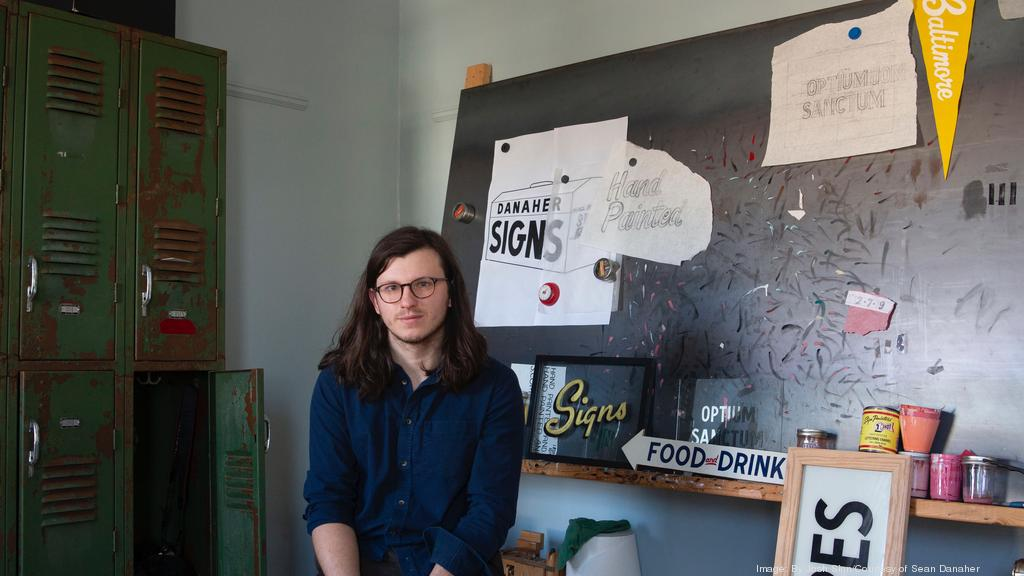 The Takeaway: This local artist's hand-painted signs are helping businesses stand out