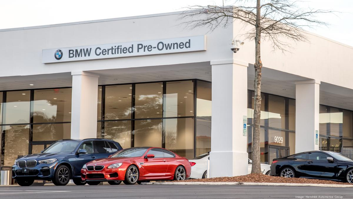 Buzz Hendrick Automotive Opens Bmw Dealership In South Charlotte Charlotte Business Journal