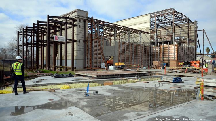 Redefining The Core Major Projects In The Railyards Sacramento Business Journal