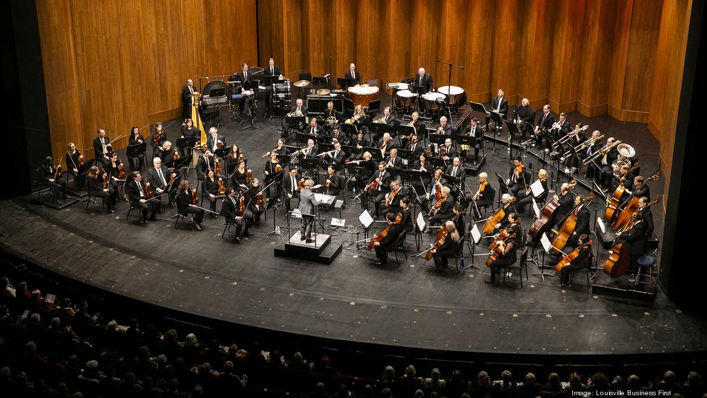 How Louisville Orchestra CEO plans to create 'the most interesting orchestra on the planet'