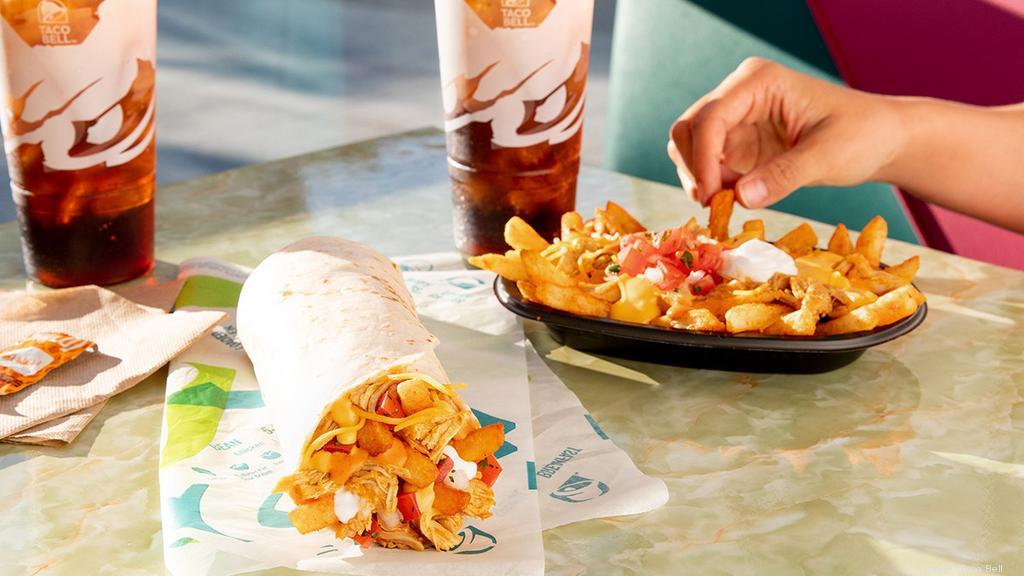 Taco Bell's Nacho Fries return with a new twist — buffalo chicken