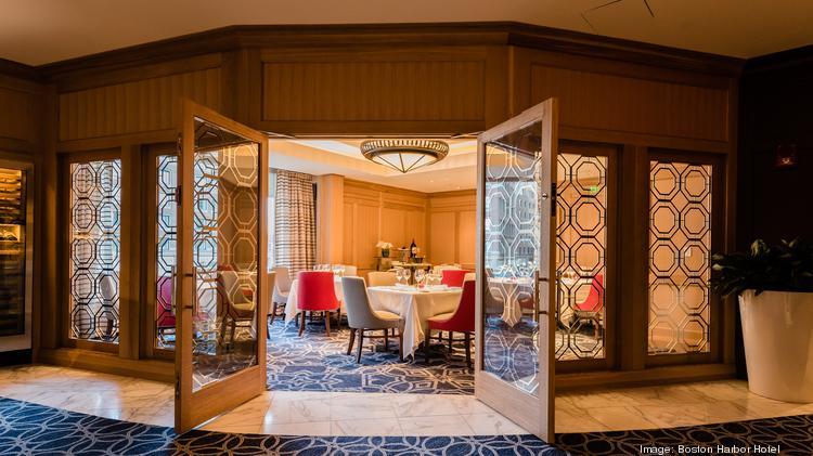 Meritage Restaurant Inside Boston Harbor Hotel To Close In February Boston Business Journal