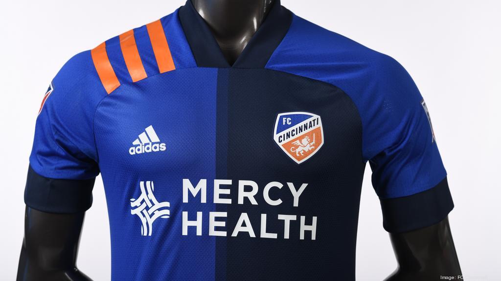 FC Cincinnati unveils new jersey - Cincinnati Business Courier