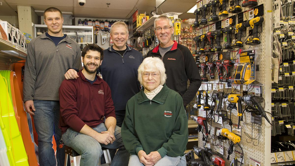 Family Business Profile: Branneky Hardware's five generations outlast fires, big-box competition - St. Louis Business Journal