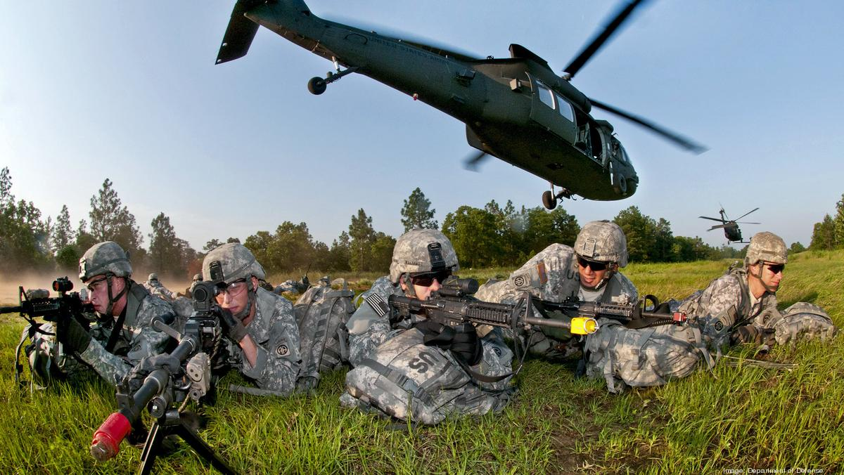 General Dynamics lands large Army training contract - Washington Business Journal