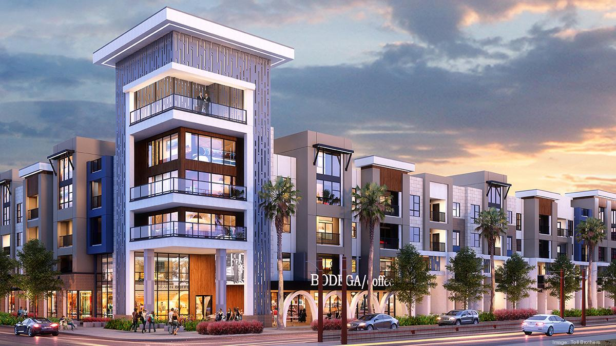 Toll Brothers to build apartments in midtown Phoenix - Philadelphia Business Journal