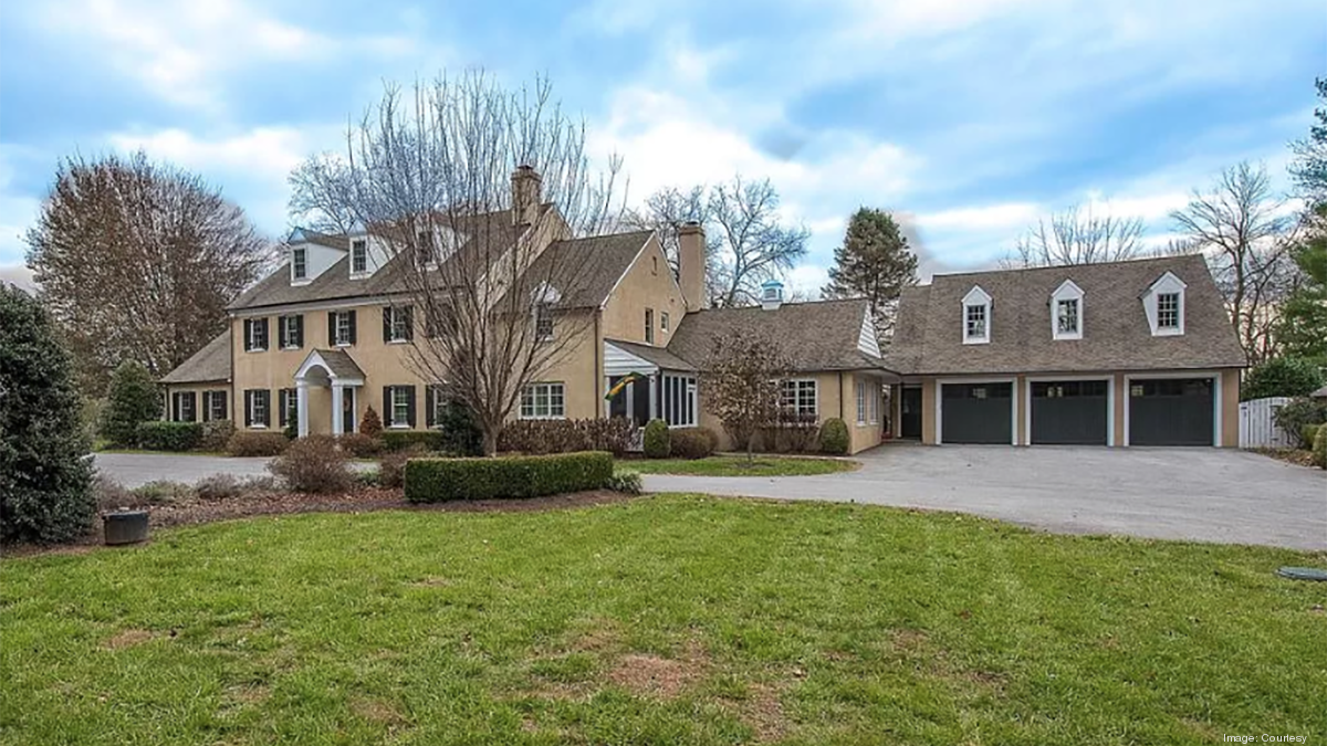 Villanova coach Jay Wright's Main Line home sells for $2.32M - Philadelphia Business Journal