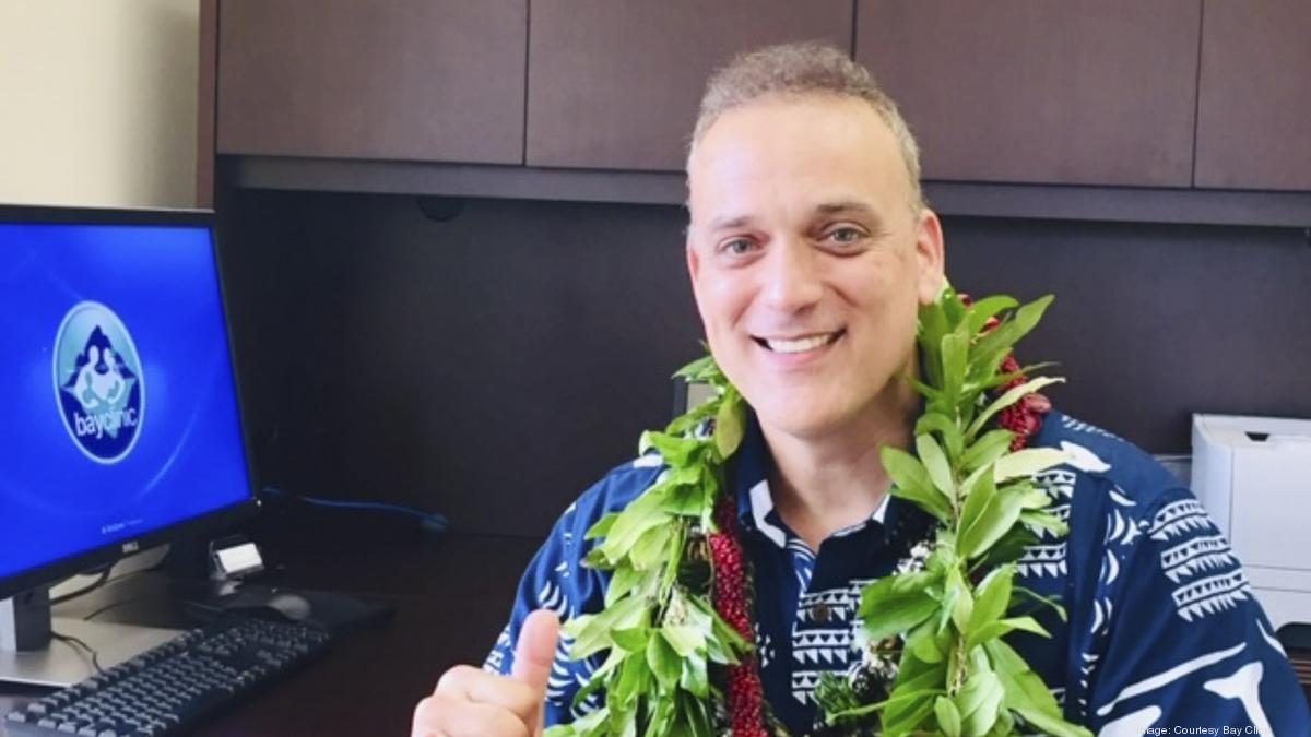Five questions with the new CEO of Hilo's Bay Clinic - Pacific Business News