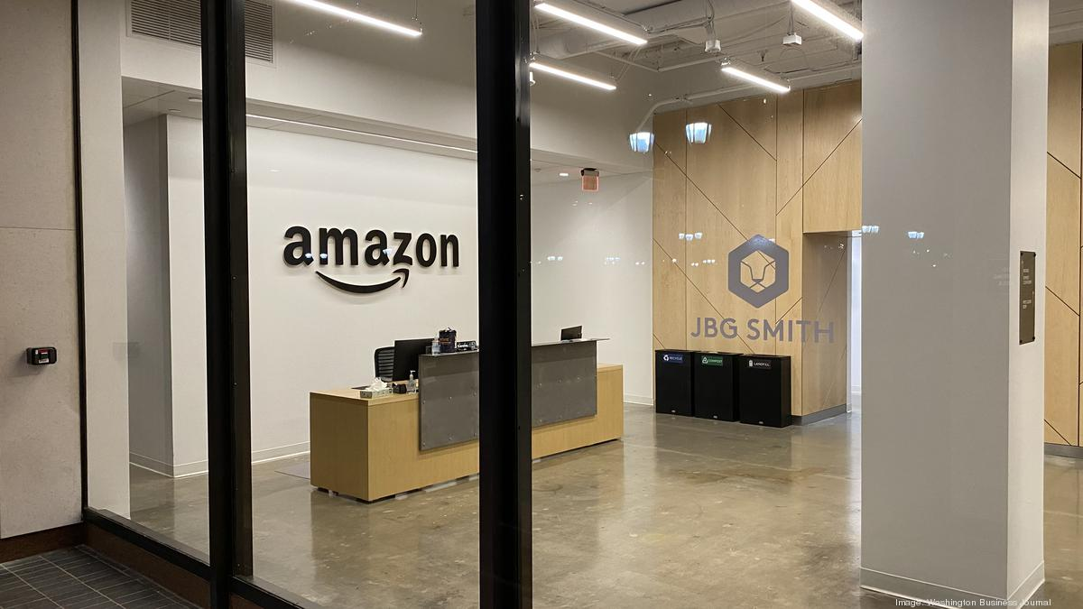 Amazon picks up HQ2 hiring for AWS, Kindle and Fire - Washington Business Journal