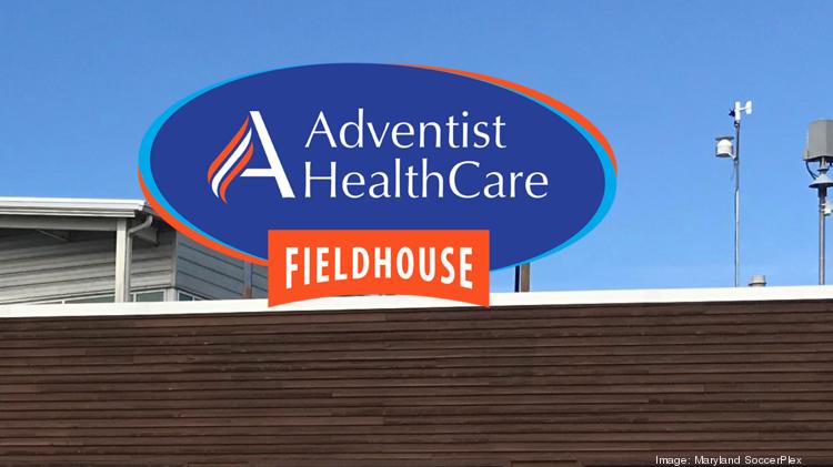 Adventist Healthcare Now Sponsoring Maryland Soccerplex