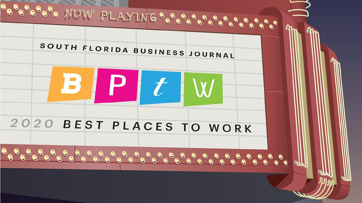 Learn More About South Florida S 2020 Best Places To Work South Florida Business Journal