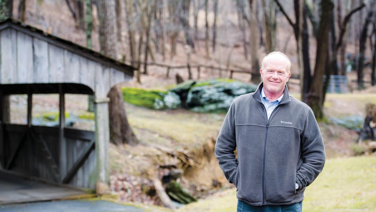 How Jim Sweet helped Smokey Glen Farm become a wedding and corporate event destination - Washington Business Journal