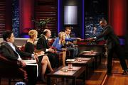 ABC's Shark Tank puts entrepreneurs on stage pitching their companies in front of a panel of successful investors.