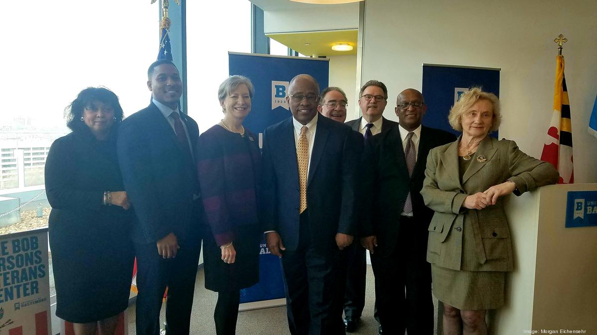 University of Baltimore gift will help cover tuition for students, veterans - Baltimore Business Journal