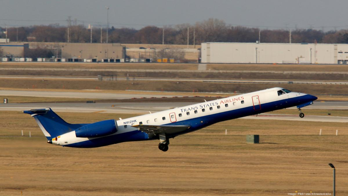 Trans States Airlines, with small presence at St. Louis Lambert International Airport, to shut down - St. Louis Business Journal