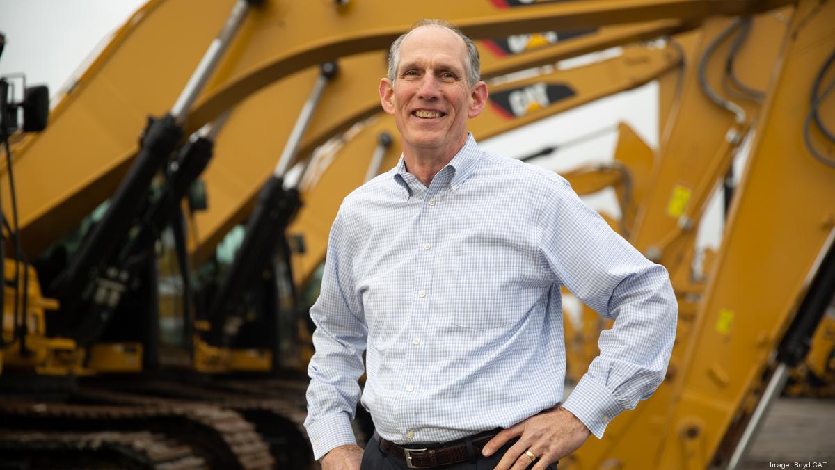 Boyd CAT CEO Monty Boyd Talks Strategy Behind Rebranding