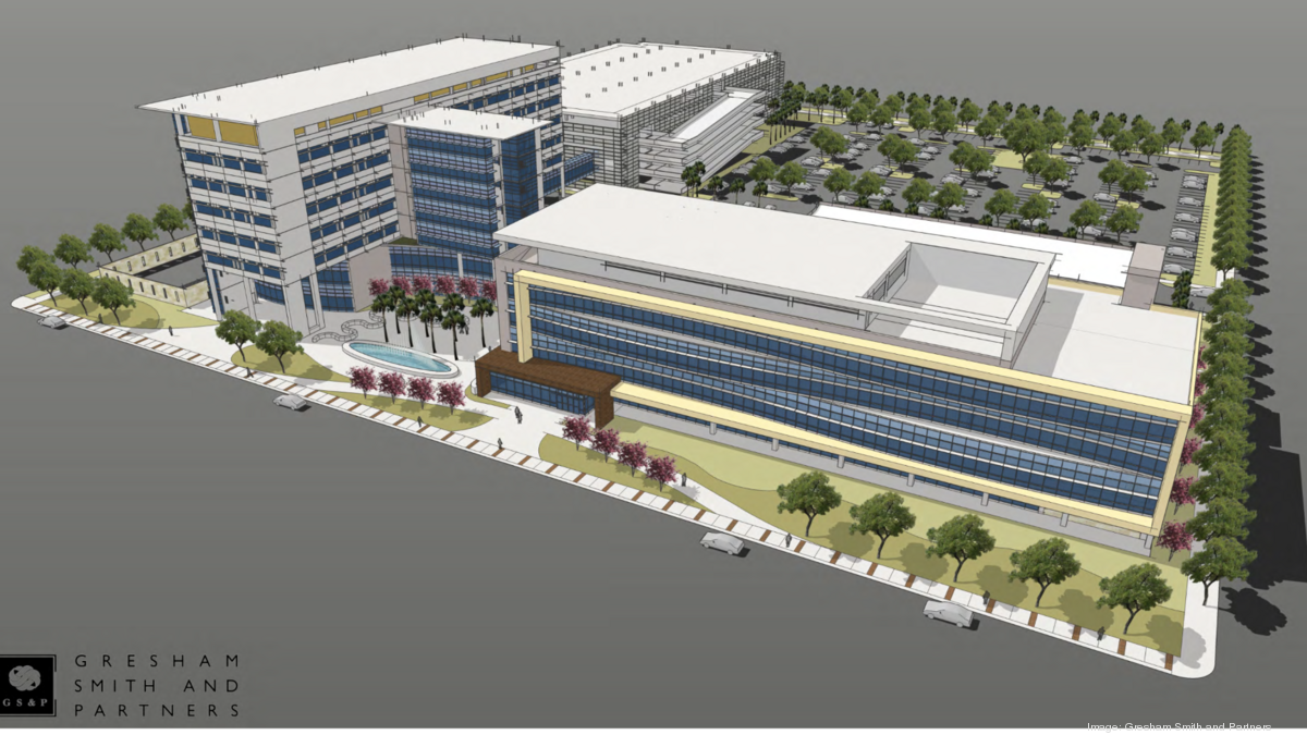 Tampa General Hospital to construct rehab center on Kennedy Boulevard - Tampa Bay Business Journal