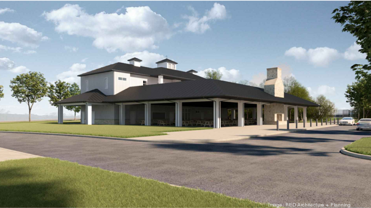 Although the facilities will be a local attraction, it'll be a draw for local sports, too.