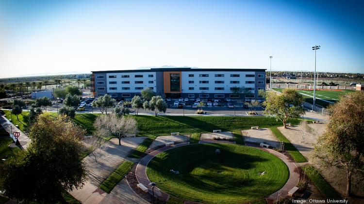 Ottawa University Arizona has wrapped up a major construction project on its Surprise campus.