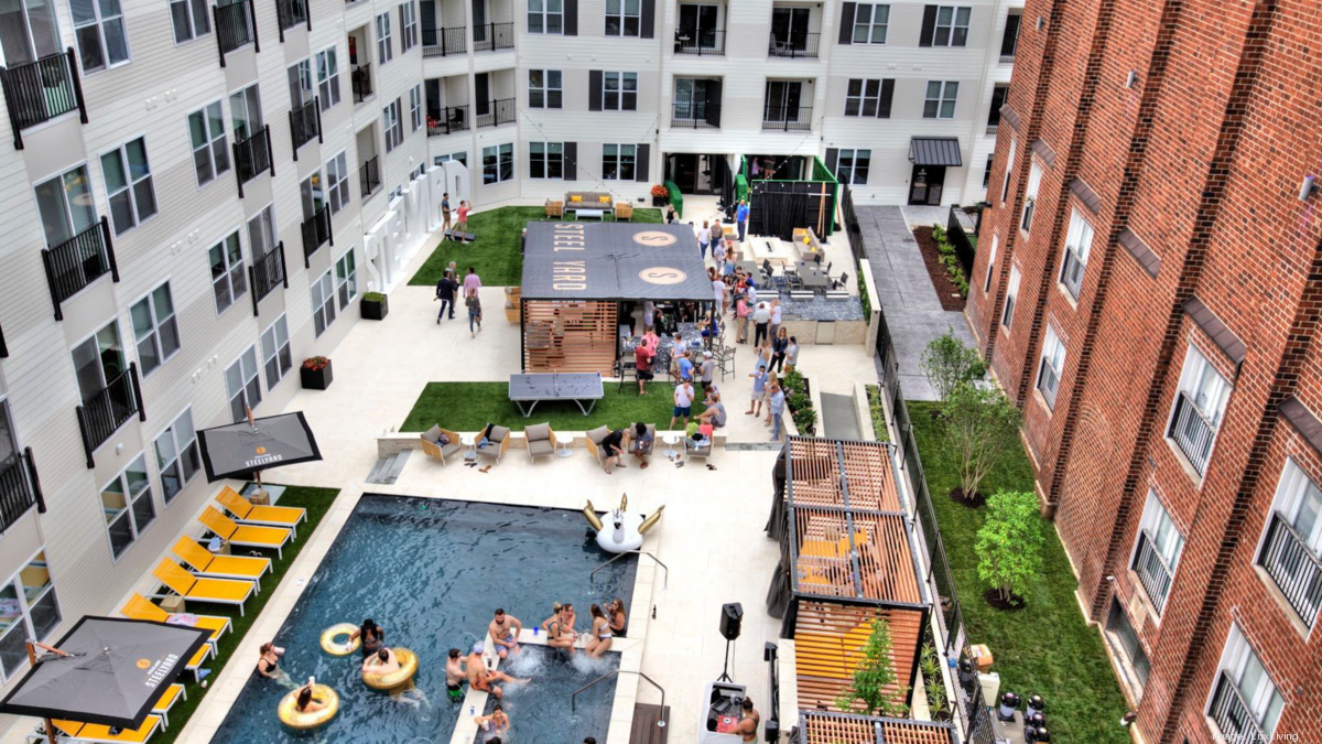 Soulard apartment complex, The Steelyard, sells for $46M ...