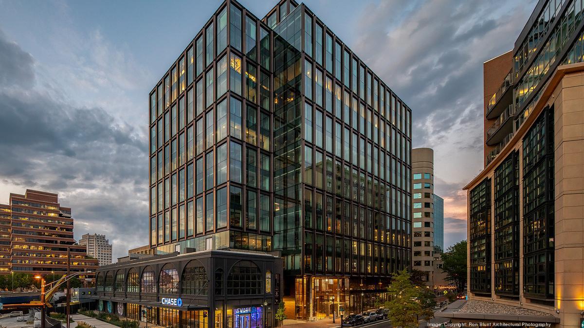 Best Real Estate Deals honoree: 4747 Bethesda Ave. - Washington Business Journal