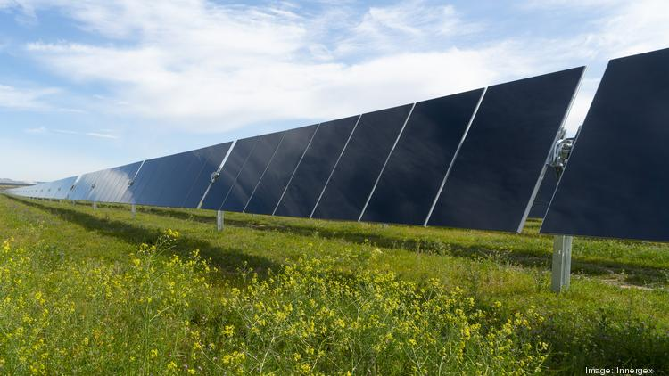 Innergex is starting construction on a 200 megawatt solar facility in Brown County.