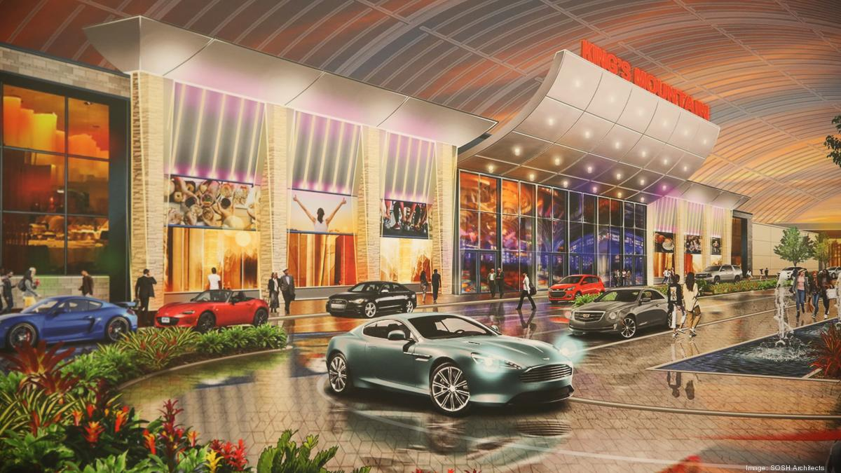 Catawba Indian Nation secures key approval for Kings Mountain casino resort  project - Charlotte Business Journal