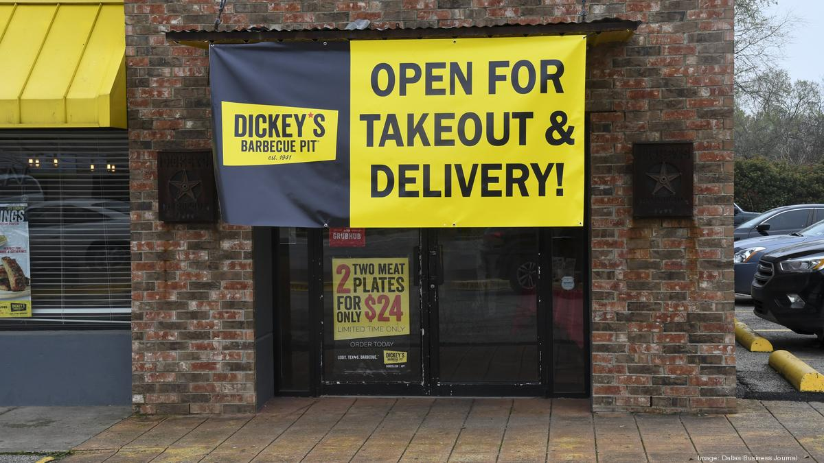 Dfw Coronavirus Tracker Texas Restaurants Can Deliver Booze Frisco Restaurants Remain Open Dallas Business Journal