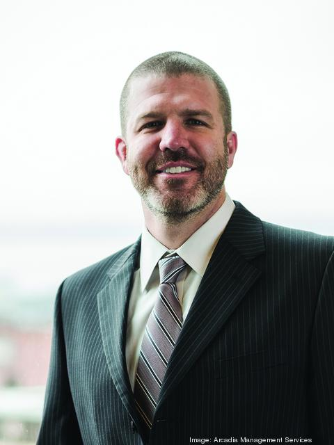 Gary Shaw, president of Arcadia Management Services