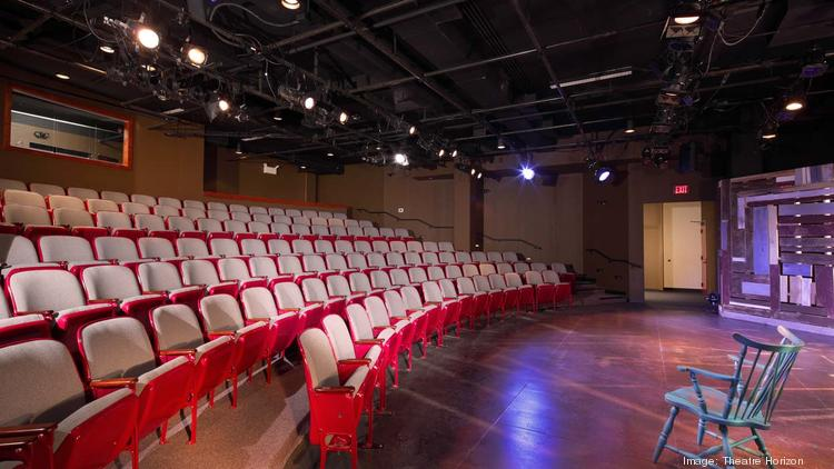 The 123-seat Theatre Horizon in Norristown, Pennsylvania.