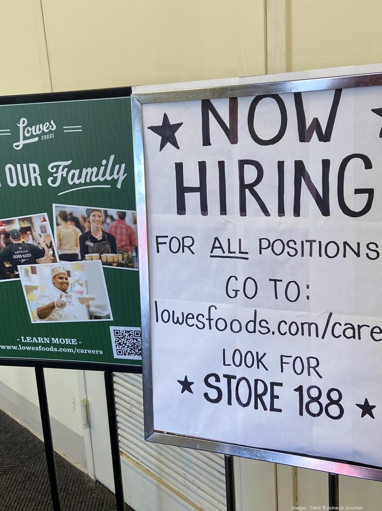 Lowes Foods Hires Restaurant And Hospitality Employees Triad