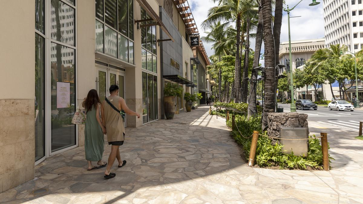 Oahu retail rents decline for first time in 8 years as vacancy rate rises, Colliers International Hawaii report says - Pacific Business News