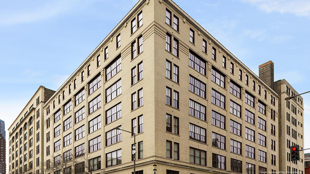 Sherman Associates Sells Rayette Building In Lowertown St Paul Minneapolis St Paul Business Journal