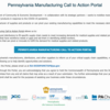 Manufacturers, distributors urged to join Pennsylvania's COVID supply portal
