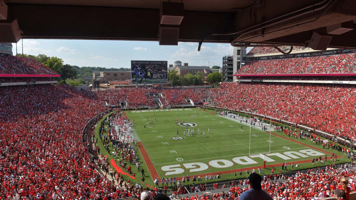 Sec Announces 10 Game Uga Schedule Atlanta Business Chronicle